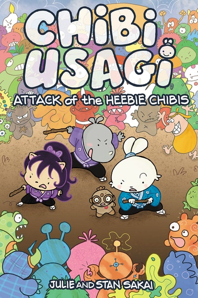 Chibi Usagi: Attack of the Heebie Chibis