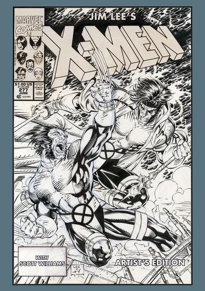 Jim Lee's X-Men Artist's Edition