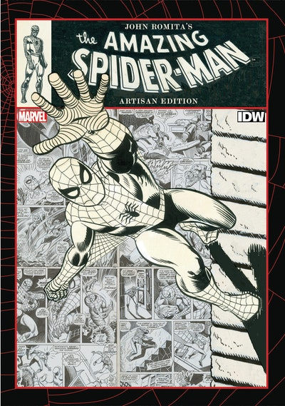 John Romita's The Amazing Spider-Man Artisan Edition