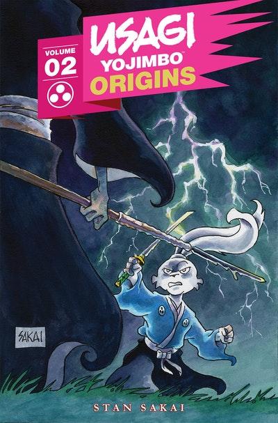 Usagi Yojimbo Origins, Vol. 2
