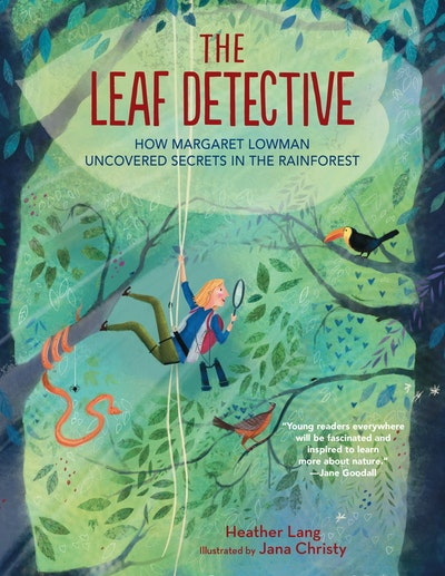The Leaf Detective