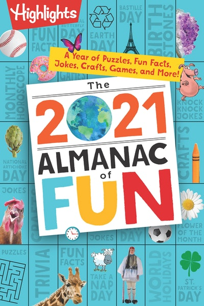 Highlights 2021 Almanac of Fun