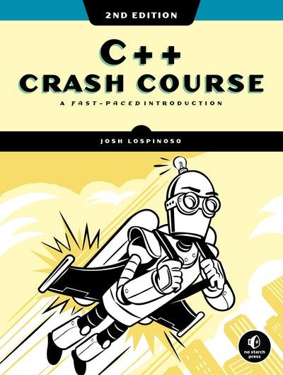 C++ Crash Course, 2nd Edition