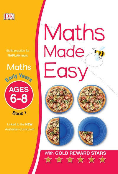 Maths Made Easy: Early Years 1