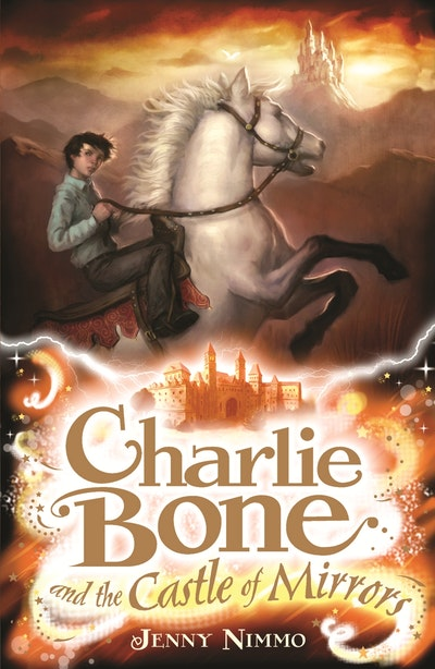 04 Charlie Bone And The Castle Of Mirrors