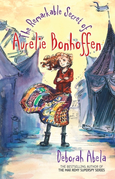 The Remarkable Secret Of Aurelie Bonhoffen