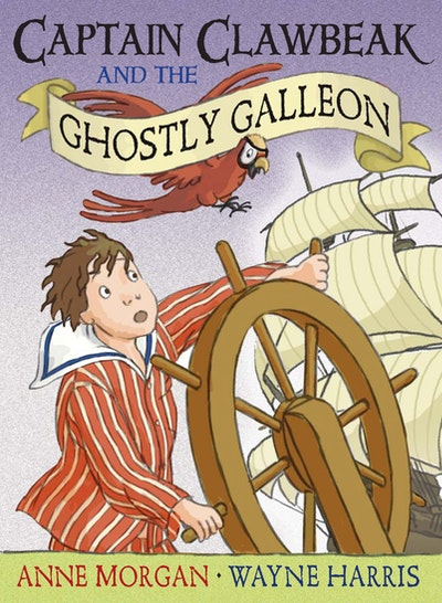 Captain Clawbeak And The Ghostly Galleon