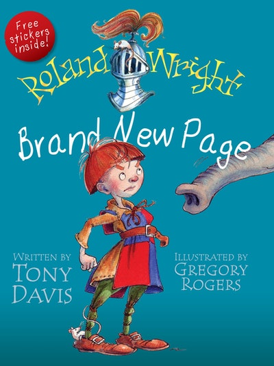 Roland Wright, Brand New Page