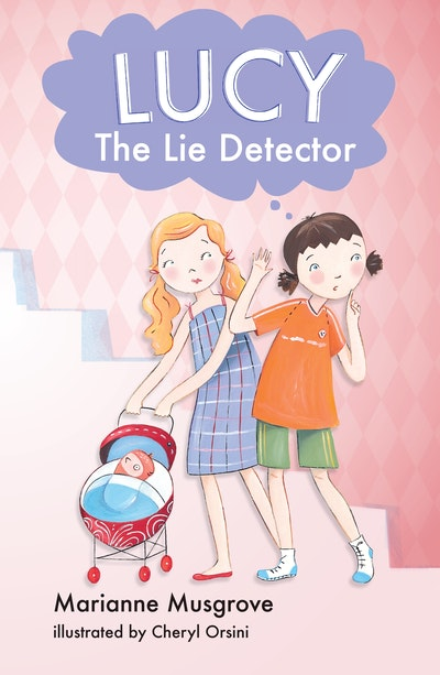 Lucy The Lie Detector