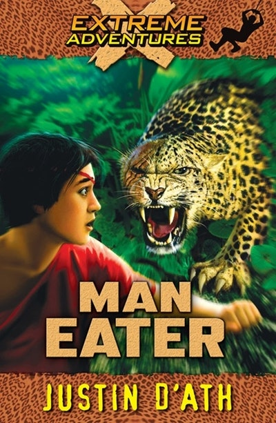 Man Eater: Extreme Adventures