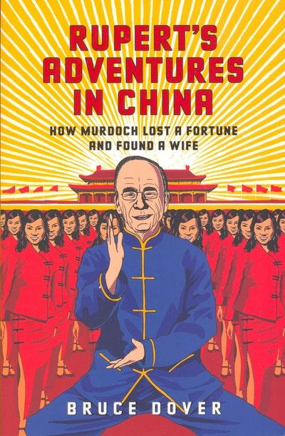 Rupert's Adevntures in China