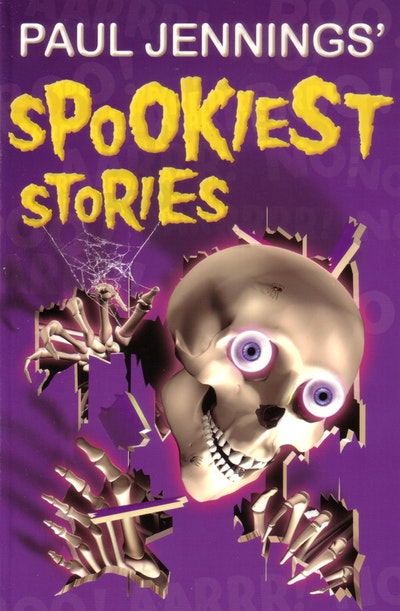 Paul Jenning's Spookiest Stories