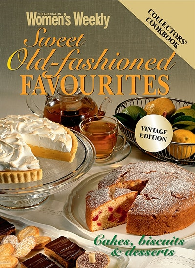 Sweet Old-fashioned Favourites Vintage Edition