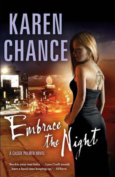 Embrace the Night: A Cassie Palmer Novel Volume 3