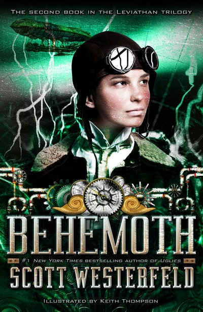 Behemoth: Leviathan Book 2
