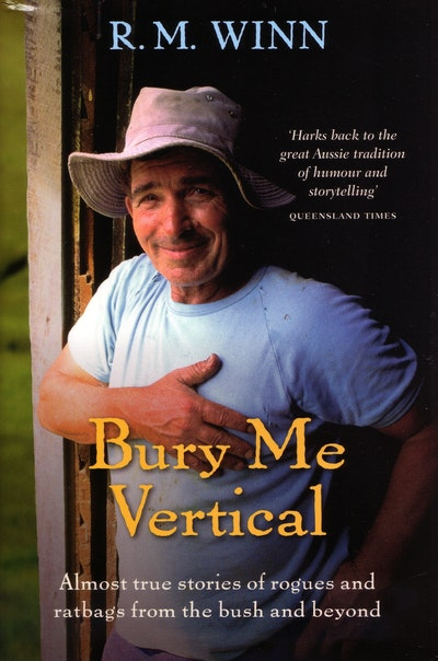 Bury Me Vertical