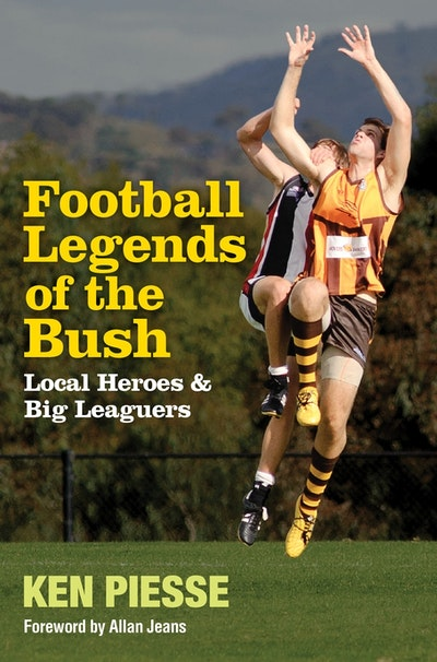 Football Legends of the Bush