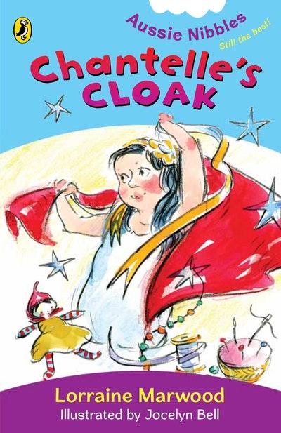 Chantelle's Cloak: Aussie Nibbles