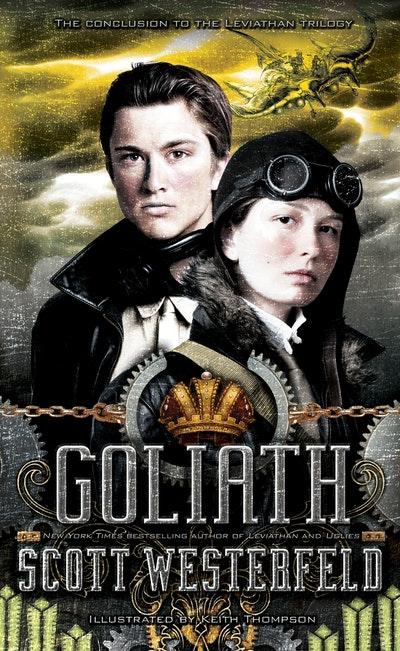 Goliath: Leviathan Book 3