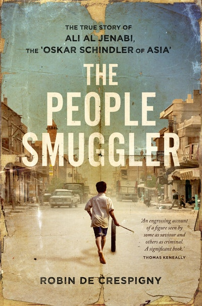 The People Smuggler: The True Story of Ali Al Jenabi