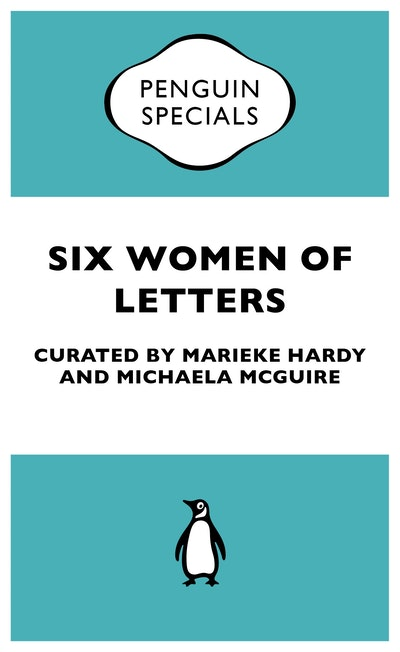Six Women of Letters: Penguin Special
