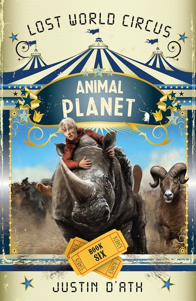 Lost World Circus: Animal Planet Bk 6