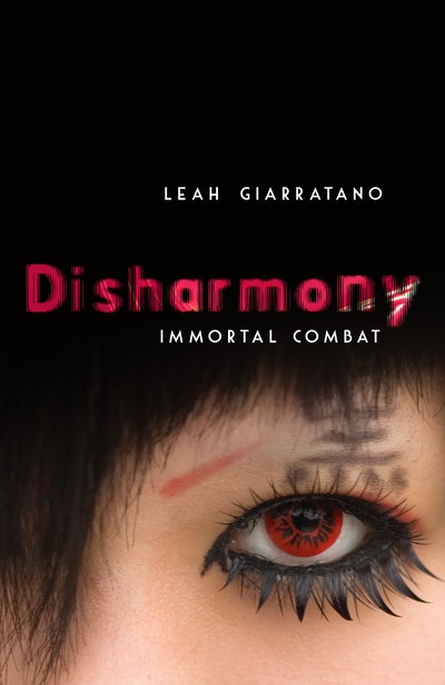 Immortal Combat: Disharmony Book 3