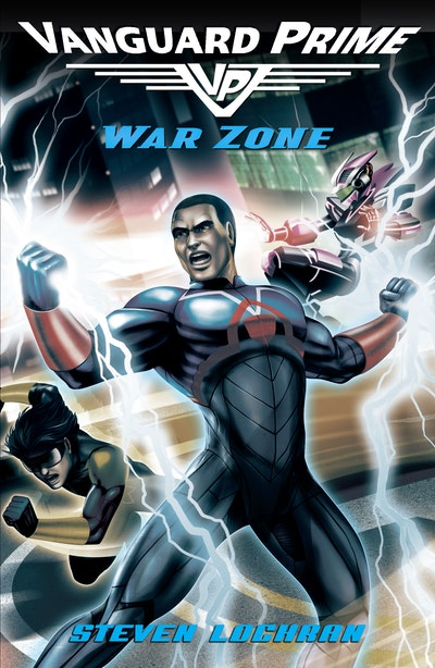 War Zone: Vanguard Prime Book 3
