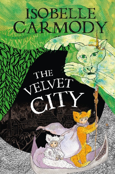 The Kingdom of the Lost Book 4: The Velvet City