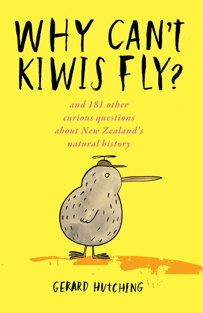 Why Can't Kiwis Fly?