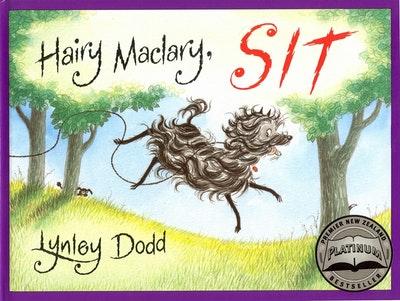 Hairy Maclary, Sit