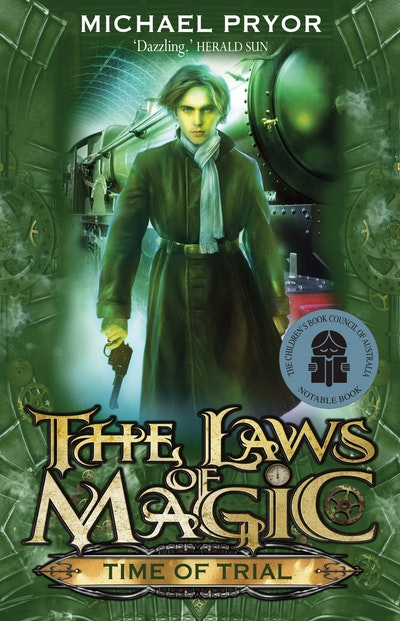 Laws Of Magic 4: Time Of Trial