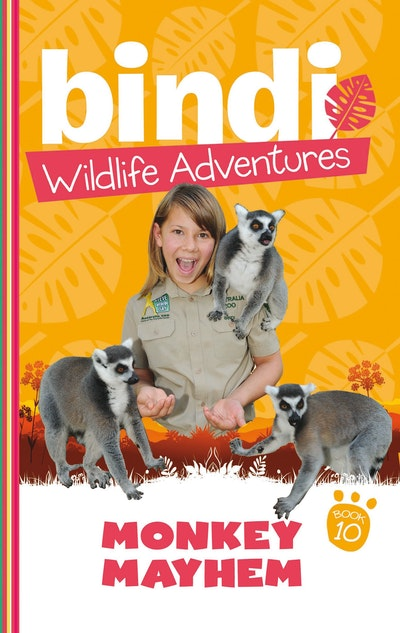 Bindi Wildlife Adventures 10: Monkey Mayhem