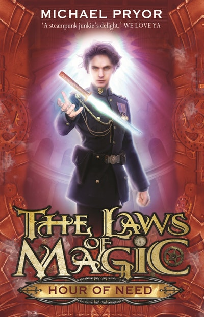 Laws Of Magic 6: Hour Of Need