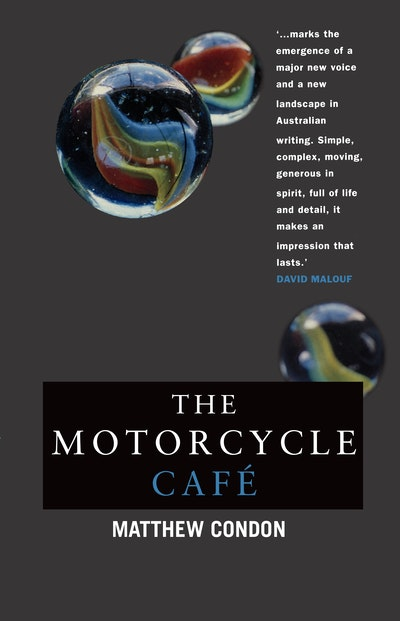The Motorcycle Cafe