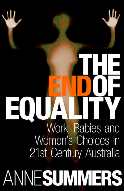 The End Of Equality