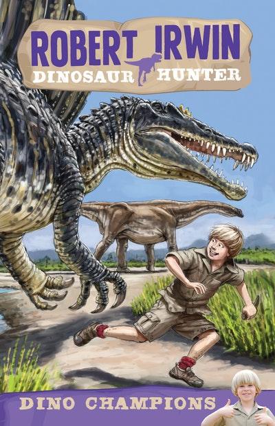Robert Irwin Dinosaur Hunter 6: Dino champions