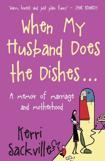 When My Husband Does The Dishes
