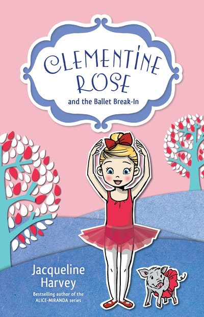 Clementine Rose and the Ballet Break-In 8