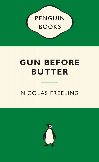 Gun Before Butter: Green Popular Penguins