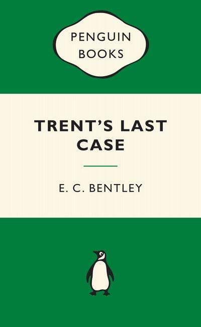 Trent's Last Case: Green Popular Penguins