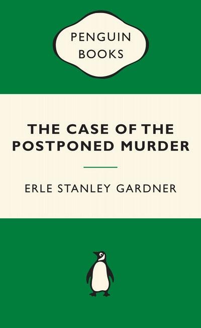 The Case of the Postponed Murder: Green Popular Penguins