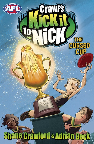 Crawf's Kick it to Nick: The Cursed Cup
