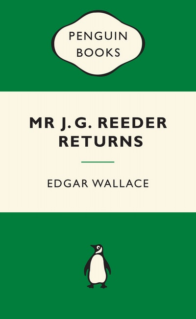 Mr J G Reeder Returns: Green Popular Penguins