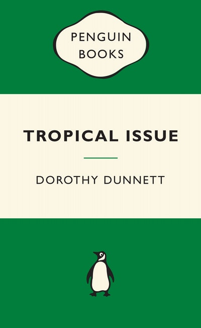 Tropical Issue: Green Popular Penguins
