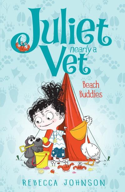 Juliet, Nearly a Vet: Beach Buddies (Book 5)