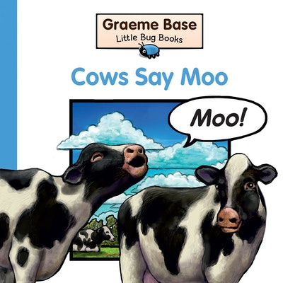 Little Bug Books: Cows say Moo