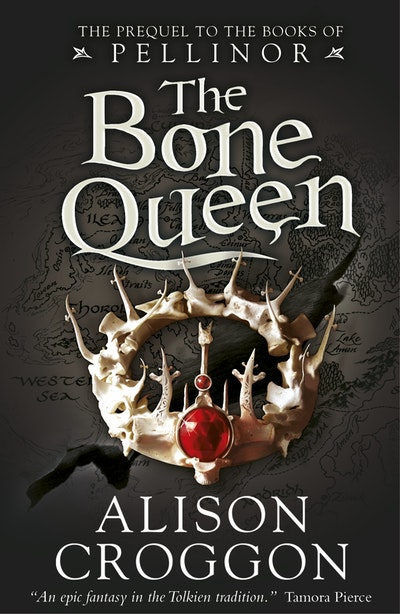 The Bone Queen: A Book of Pellinor