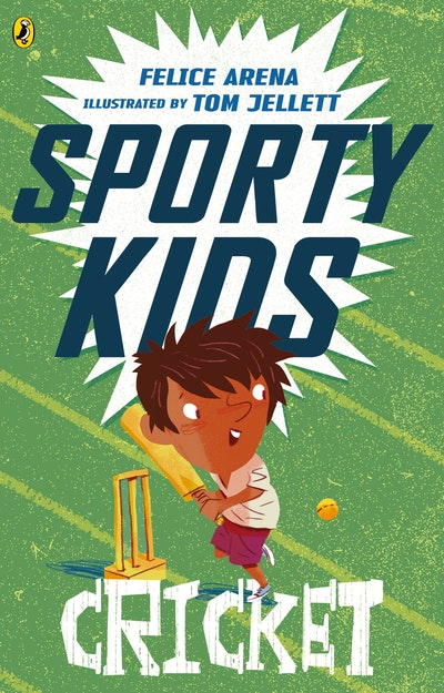 Sporty Kids: Cricket!