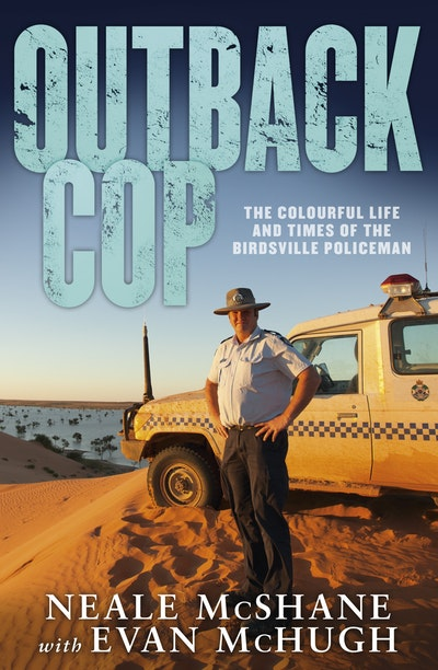 Outback Cop